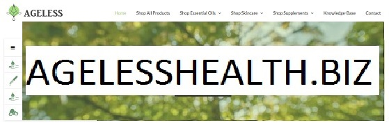 Agelesshealth International herbal and essential oils products